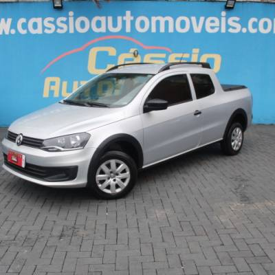 Volkswagen Saveiro Trend  Cd 1.6 2016
