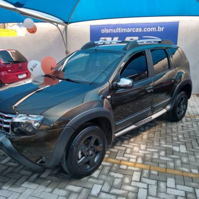 Renault Duster 2.0 D 4x2  2013