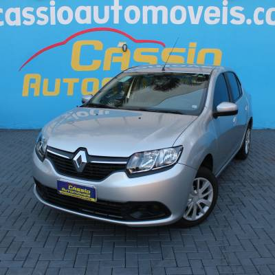 Renault Logan Expression 1.6 2017
