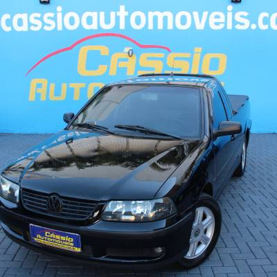 Volkswagen Saveiro Plus 2.0 2003