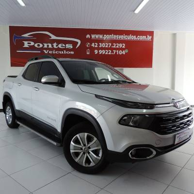 Fiat Toro Open Edit At6 2017