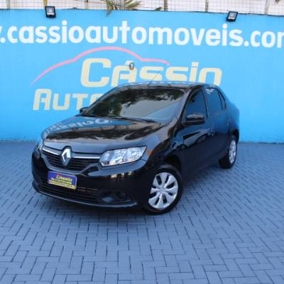 Renault Logan Expression 1.0 2016