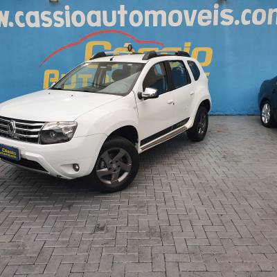 Renault Duster Tech Road 1.6 2014