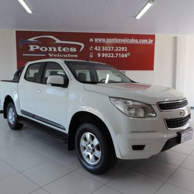 Chevrolet S10 2.4 Lt 4x2 Cd 8v  Flex 2014