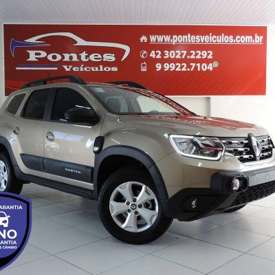 Renault Duster 1.6 Intense X Tronic 2021