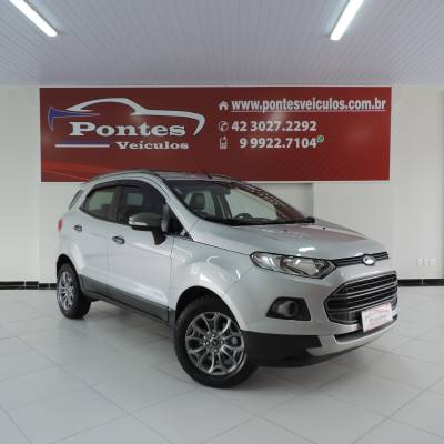 Ford Ecosport 1.6 Freestyle 16v 2013