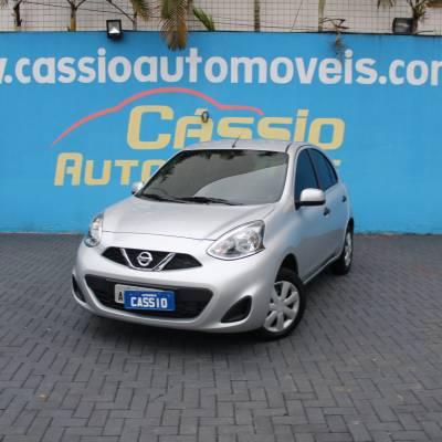 Nissan March S 1.0 2015