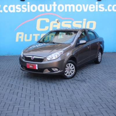 Fiat Grand Siena Attractive 1.4 2014