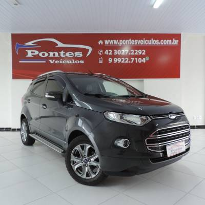 Ford Ecosport 2.0 Titanium  Powershift 2013